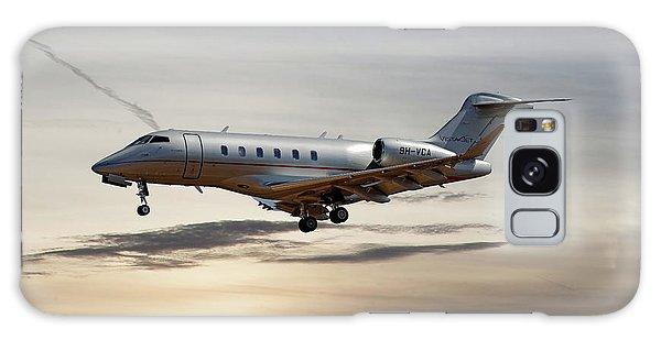 Jet Galaxy Case - Vista Jet Bombardier Challenger 300 by Smart Aviation