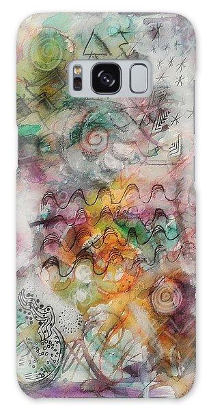 Visual Language Galaxy Case by Mimulux patricia no No