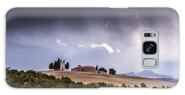 Vitaleta Chapel Galaxy Case