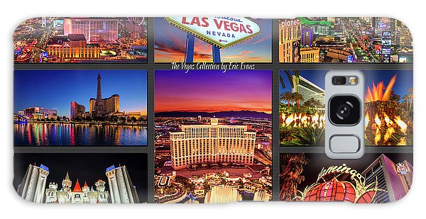 Viva Las Vegas Collection Galaxy Case