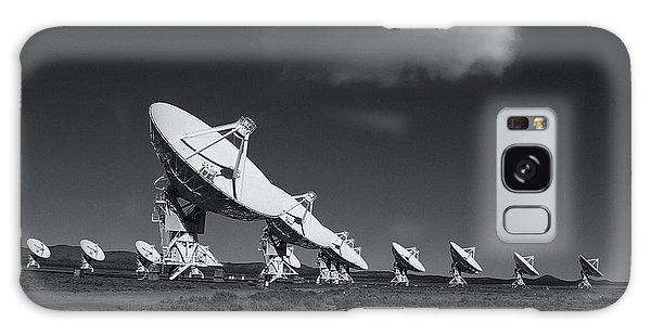 VLA Galaxy Case by Carolyn Dalessandro