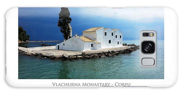 Vlachurna Monastary - Corfu Galaxy Case
