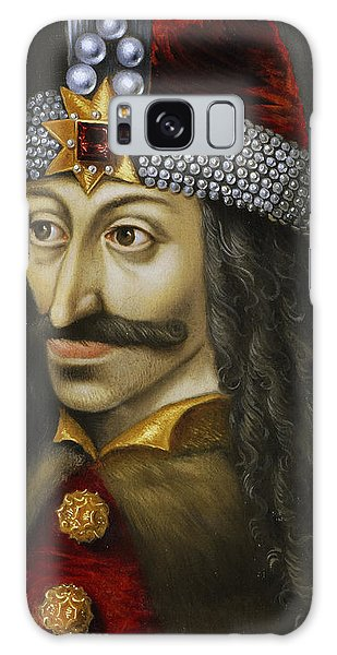 Dracula Galaxy Case - Vlad The Impaler by Unknown