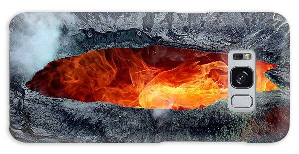 Volcanic Eruption Galaxy Case