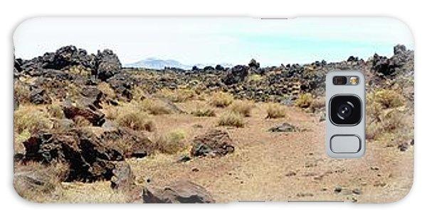 Volcanic Field Panorama Galaxy Case