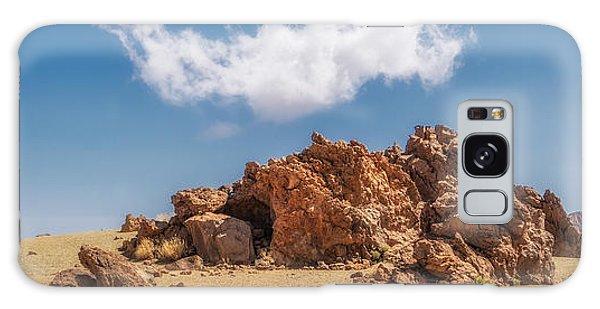 Volcanic Rocks Galaxy Case