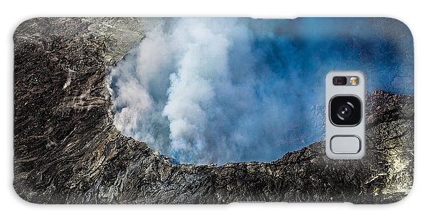 Another View Of The Kalauea Volcano Galaxy Case