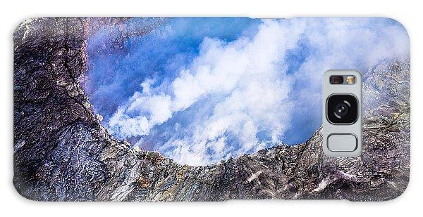Kilauea Volcano Galaxy Case