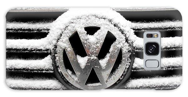 Volkswagen Symbol Under The Snow Galaxy Case