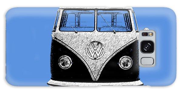 Volkswagen Galaxy Case - Volkswagen T1 1963 by Mark Rogan