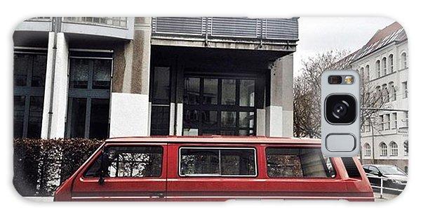 Vw Bus Galaxy Case - Volkswagen T3 Bus  #berlin #neukölln by Berlinspotting BrlnSpttng