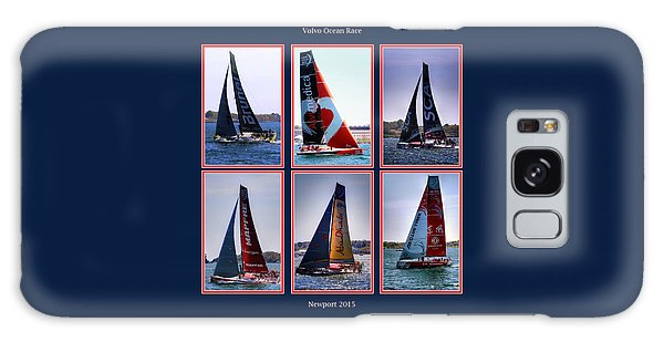 Volvo Ocean Race Newport 2015 Galaxy Case