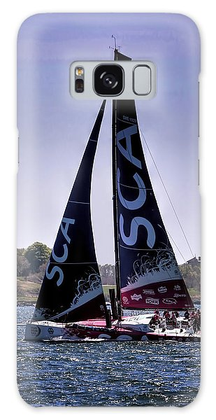 Volvo Ocean Race Team Sca Galaxy Case