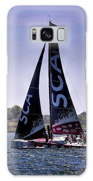 Volvo Ocean Race Team Sca Galaxy Case