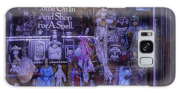 Voodoo Galaxy Case - Voo Doo Window by Garry Gay