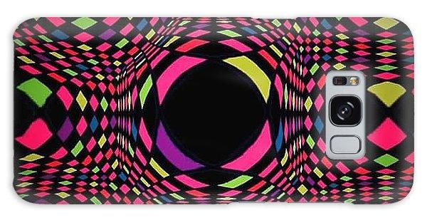 Galaxy Case - Vortex by Lisa Marie Towne