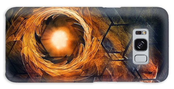 Six Galaxy Case - Vortex Of Fire by Scott Norris