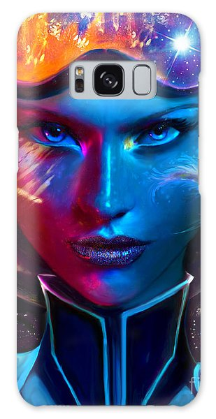 Voyager Beyond The Clouds Galaxy Case