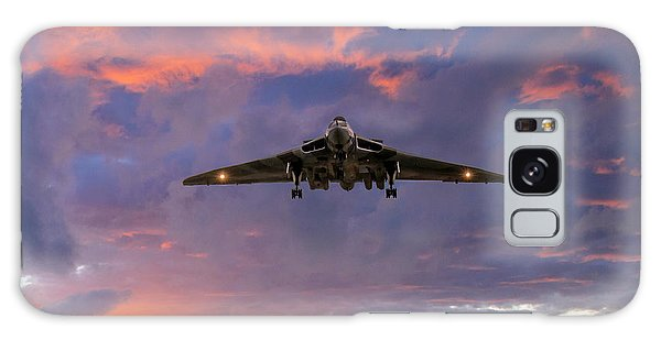 Black Buck Galaxy Case - Vulcan Bomber by J Biggadike
