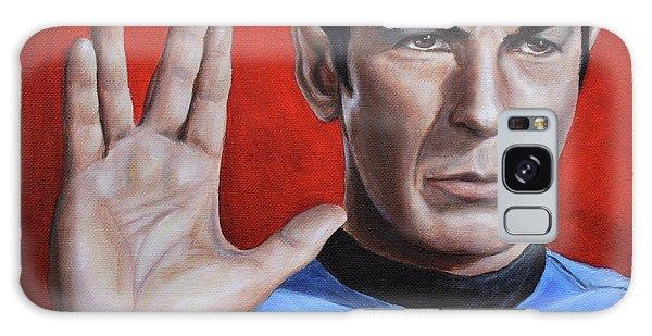 Vulcan Farewell Galaxy Case
