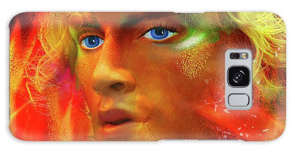Galaxy Case featuring the photograph Vulcan by LemonArt Photography