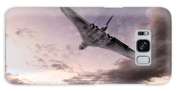Black Buck Galaxy Case - Vulcan The Final Flight  by J Biggadike