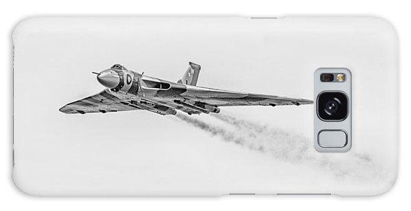 Bomber Galaxy Case - Vulcan Xh558 by Nigel Jones