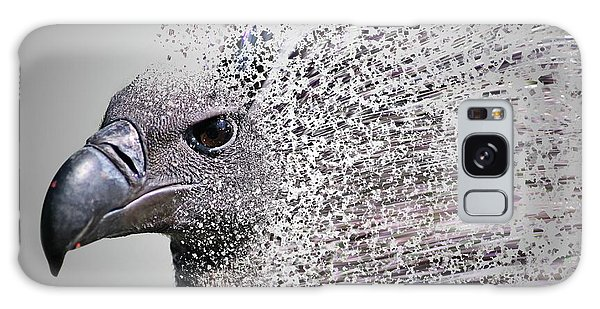 Vulture Break Up Galaxy Case