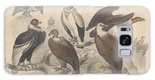 Vultures Galaxy Case by Rob Dreyer