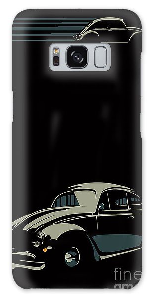 Automobile Galaxy S8 Case - Vw Beatle by Sassan Filsoof