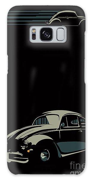 Automobile Galaxy Case - Vw Beatle by Sassan Filsoof