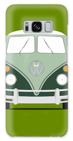 Volkswagen Galaxy Case - Vw Bus Green by Mark Rogan