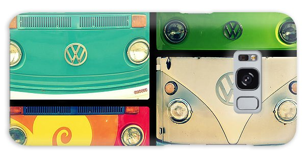 Vw Collage Galaxy Case
