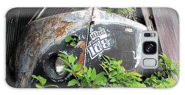 Vw Van Wall Galaxy Case by Nola Lee Kelsey