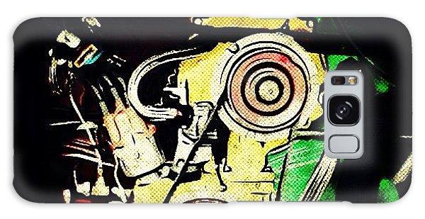 Volkswagen Galaxy Case - #vw #volkswagen #multicolor #engine by Exit Fifty-Seven
