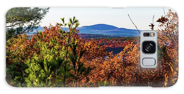Wachusett In Fall Galaxy Case