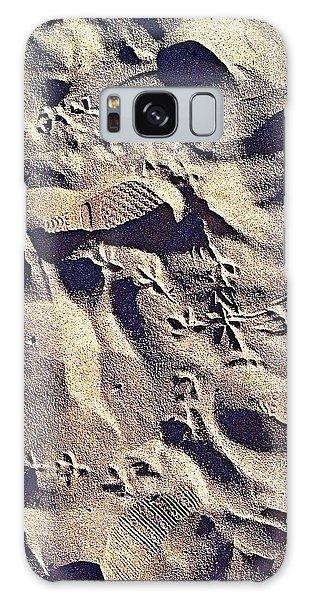 Waikiki Sand Galaxy Case