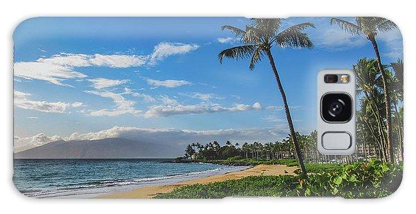 Wailea Beach Galaxy Case