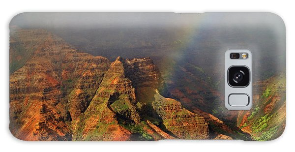 Waimea Canyon I Galaxy Case