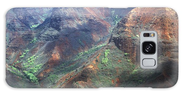 Waimea Canyon Galaxy Case
