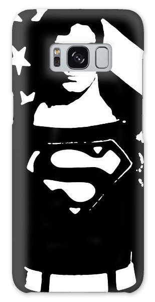 Waiting For Superman Galaxy Case by Saad Hasnain