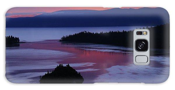 Wake Up In Lake Tahoe  Galaxy Case