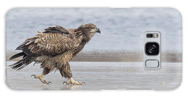 Walk Like An Eagle Galaxy Case