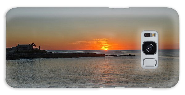 Walkers Point Kennebunkport Maine Galaxy Case