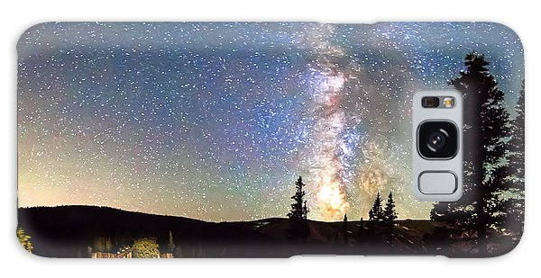 Indian Peaks Wilderness Galaxy Case - Walking Bridge To The Milky Way by James BO Insogna