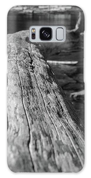 Walking On A Log Galaxy Case