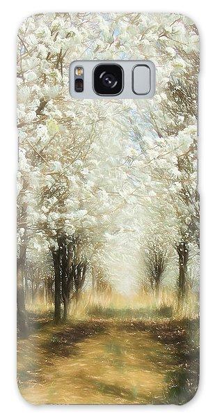 Walking Through A Dream Ap Galaxy Case by Dan Carmichael