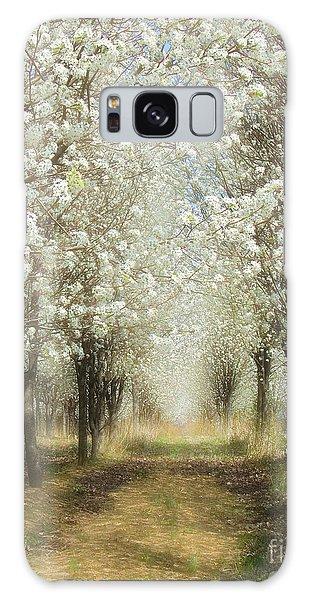 Walking Through A Dream I Galaxy Case by Dan Carmichael