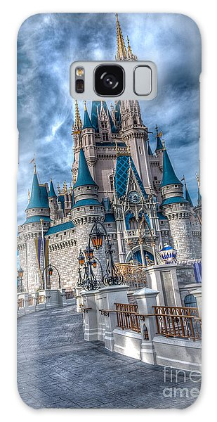 Walkway To Cinderellas Castle Galaxy Case