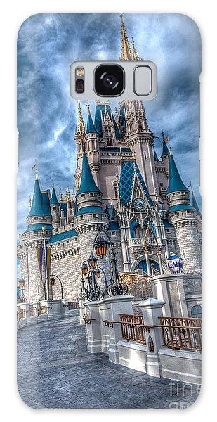 Walkway To Cinderellas Castle Galaxy Case